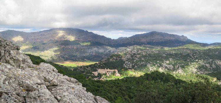 Vandra på Puig den Galileu